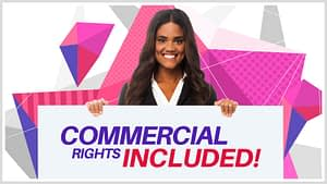 Commercial-rights-included